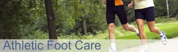 Athletic Foot Care
